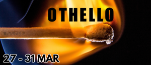 Othello @ Barons Court Theatre | England | United Kingdom