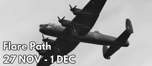 Flare Path @ Barons Court Theatre | England | United Kingdom
