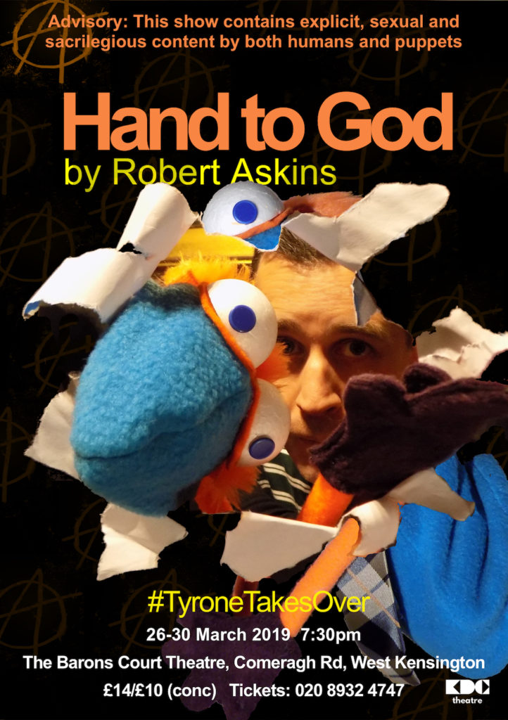 Hand to God flyer