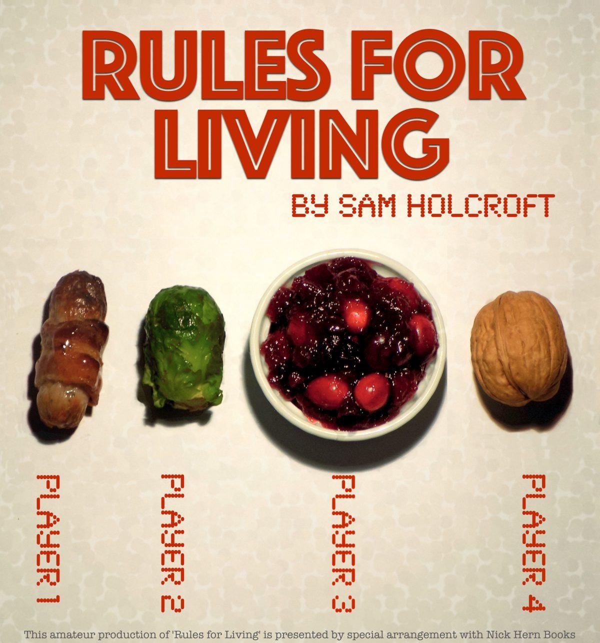 Audition info: Pomona, Rules for Living, Snatch & Merkin