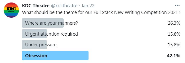 You spoke: our Full Stack theme for 2021