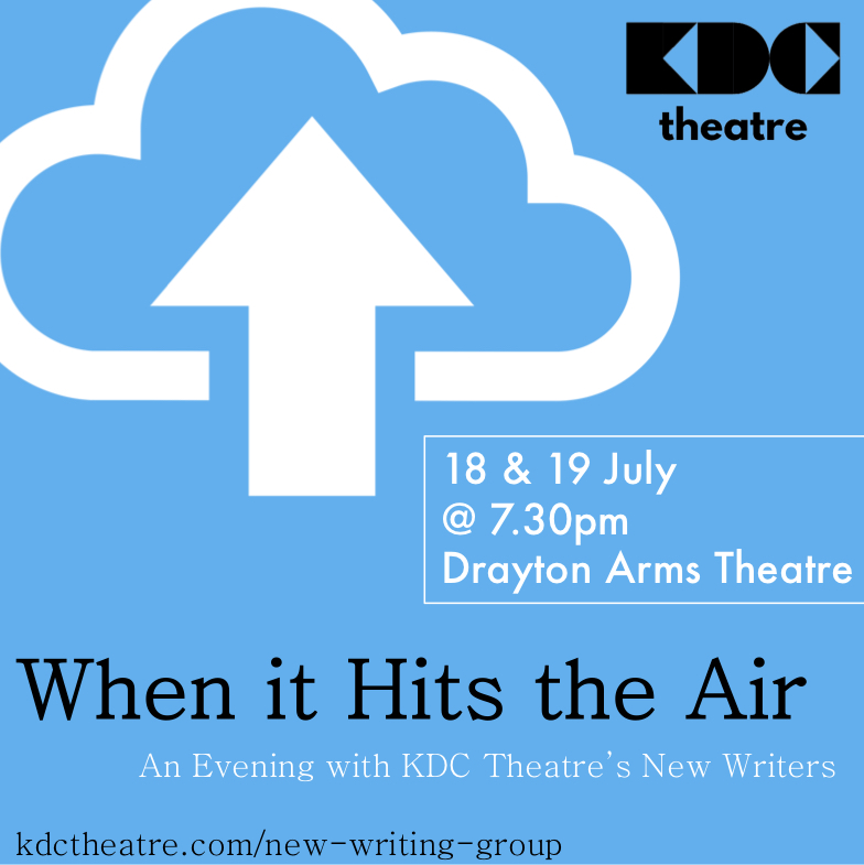 When it Hits the Air, 18-19 July 2021